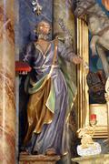 Saint Peter the Apostle - stock photo
