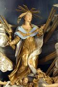 Assumption of Mary Stock Photos