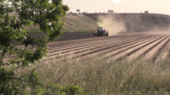 California Agriculture, Vegetable crops, California - stock footage