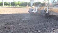 Stock Video Footage of California Agriculture, Vegetable crops, tractor