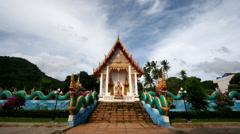 Thai Temple1 1080p Stock Footage