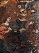 The Annunciation - stock photo