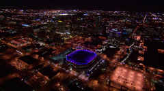 US Airways Center Arizona - stock footage
