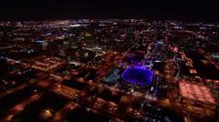 Phoenix Arizona US Airways Center Stock Footage