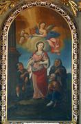 Saint Elisabeth of Hungary - stock photo