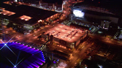 Phoenix US Airways Center - stock footage