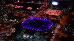 US Airways Center Arena Overview - stock footage