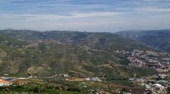 Regua landscape Stock Footage