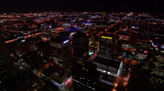 Overview Phoenix Arizona Stock Footage