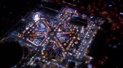 Fairgrounds Phoenix Arizona - stock footage