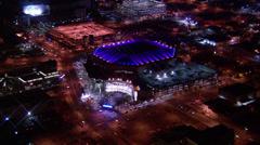 US Airways Center Arena Phoenix Stock Footage