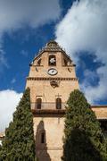 Renaissance church in Ronda Stock Photos