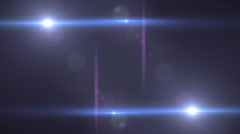 Lens Flare Transition Flash Wipe alpha 2 Stock Footage