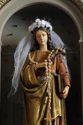 Saint Rosalia Stock Photos