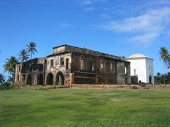 Salvador, Bahia n Praia do Forte Eco Recort - stock photo