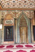 Aladza painted mosque, Tetovo, Macedonia - stock photo
