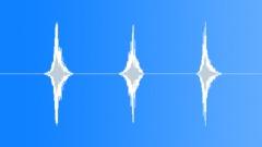PBFX Whoosh fast bright x3 521 Sound Effect