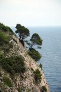 Stock Photo of Pictorial blue Adriatic sea