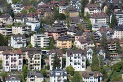 Stock Photo of apartment in lucerne