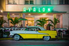 Avalon South Beach Miami Kuvituskuvat