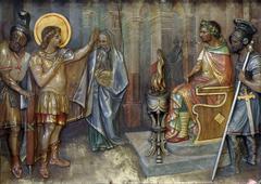 Saint Vitus - stock photo