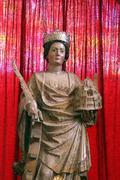 Saint Euphemia - stock photo