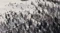 Cable Car at Ski Paradise Matterhorn Footage