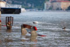 Flooded Stock Photos
