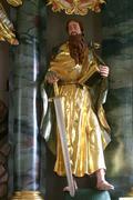 Saint Paul the Apostle - stock photo