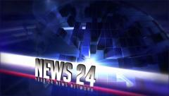 Stock After Effects of Broadcast News 24 complete package