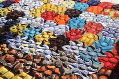 Tunisian pottery Stock Photos