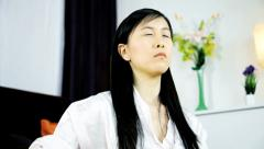 Concentration and meditation Stock Footage