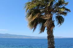 Stock Photo of Mediterranean Sea