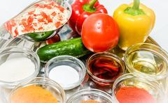 Stock Photo of spice seasoning