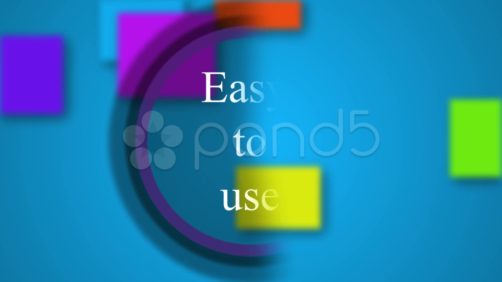 After Effects Project - Pond5 Boxes and circle 37533939