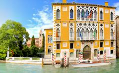 Academia venice Stock Photos