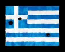 Greece Stock Illustration