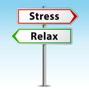 Stress or relax Piirros