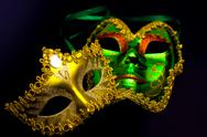 Stock Photo of Carnival masks