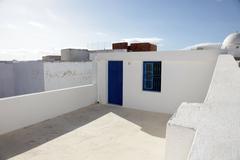 Tunisian traditional architecture Stock Photos