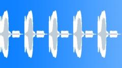 Distorted siren 0001 Sound Effect