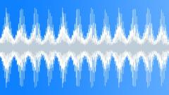Sci-fi engine bass wobble 0005 Sound Effect