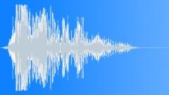 Epic Acoustic Impact Sound Effect