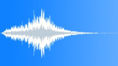 Stock Sound Effects of Whoosh Vibrato