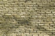 Stock Photo of old stone wall texture