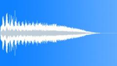 Scifi reaction resonance - sound effect