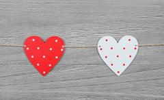 Stock Photo of valentines day  symbol