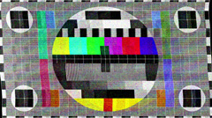 TV Noise 0958 - HD 1080p Stock Footage