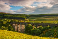 Dent Head Viaduct Stock Photos
