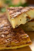 Spanish tortilla omelette Stock Photos